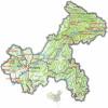 Карта Чунцин / Chongqing
