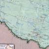 Карта юго-запада Китая