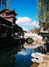 lijiang 2 - Город Лицзян