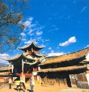 lijiang 4 - Город Лицзян