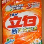 Бытовая химия из Китая от лучших фабрик