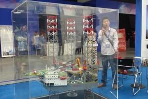 20140925 094847 300x200 - Представители компании UGL Corporation Ltd. посетили выставку нефтегазового оборудования