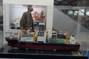 20140925 094857 300x200 - Представители компании UGL Corporation Ltd. посетили выставку нефтегазового оборудования