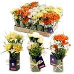 Купить искусственные цветы из Китая оптом
