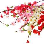 Искусственные цветы из Китая оптом по низким ценам