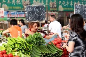 China's May CPI Up 5.5 Percent