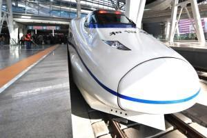 MERIAN Fast Lane High Speed Train China