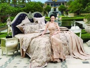 домашнего текстиля в Китае 300x225 - Ткани из Китая: ситуация в области экспорта китайского текстиля и одежды в начале 2015 года