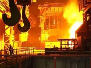 Марганцевый завод в Хакасии