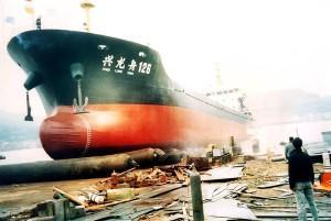Судостроение в Китае