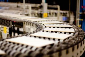 Оборудование для производства керамической плитки из Китая