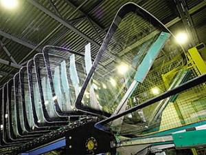 Производство автомобильных стекол  (3)