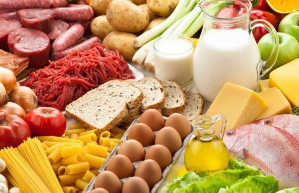 Поставки продуктов питания в Китай