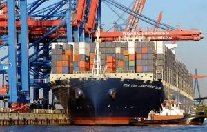Внешняя торговля Китая за первые семь месяцев 2015 г. (1)