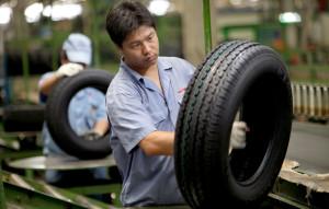Рынок китайских шин в первой половине 2015 года (2)