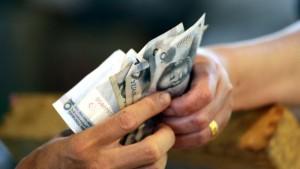 Снижение курса юаня (1)