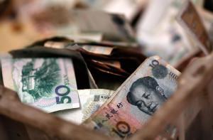 Снижение курса юаня (2)