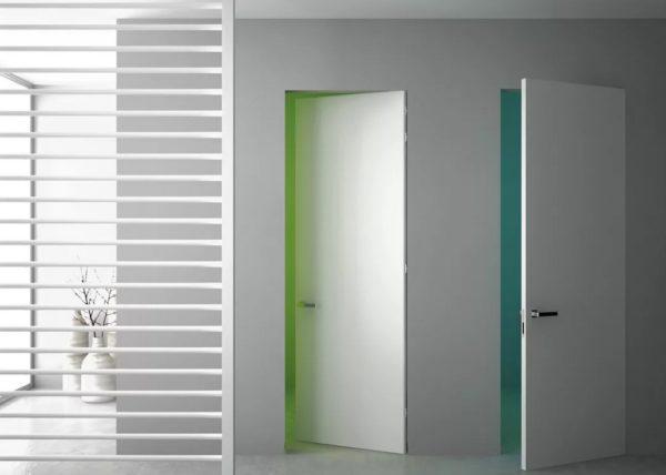 Двери из Китая