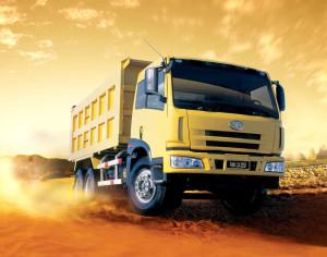 Китайские производители грузовиков возлагают надежды на зарубежные рынки (3)