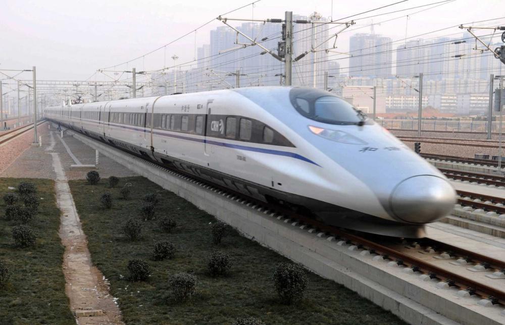 Китай активизирует международные железнодорожные проекты (2)