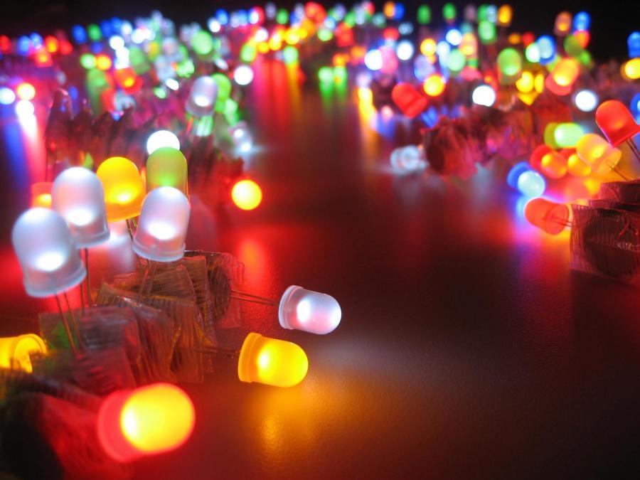 Китайские светодиоды (1)