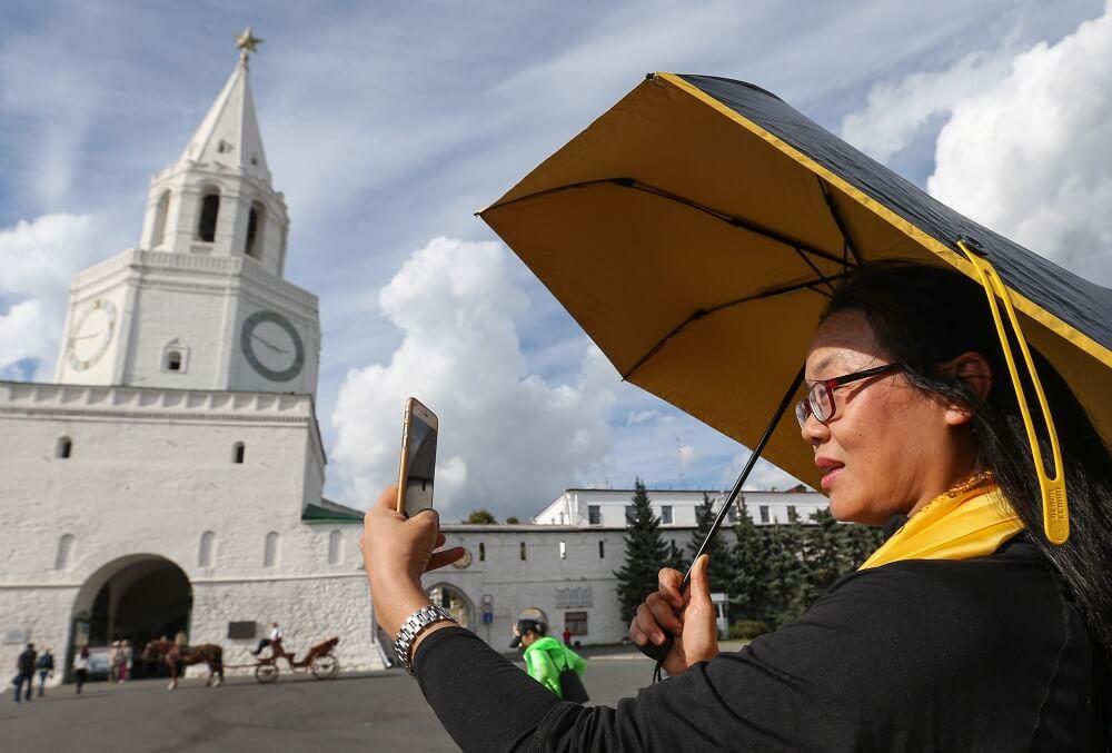 В 2015 году Россию посетило около 1,3 млн китайских туристов (1)