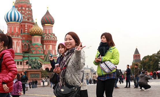 В 2015 году Россию посетило около 1,3 млн китайских туристов  (3)