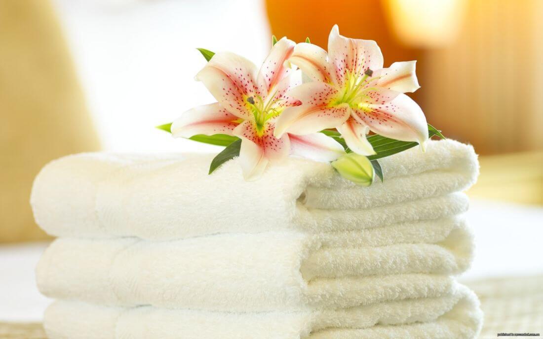 китайские полотенца
