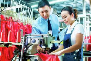 Экспорт текстиля и одежды за первые пять месяцев 2016 года