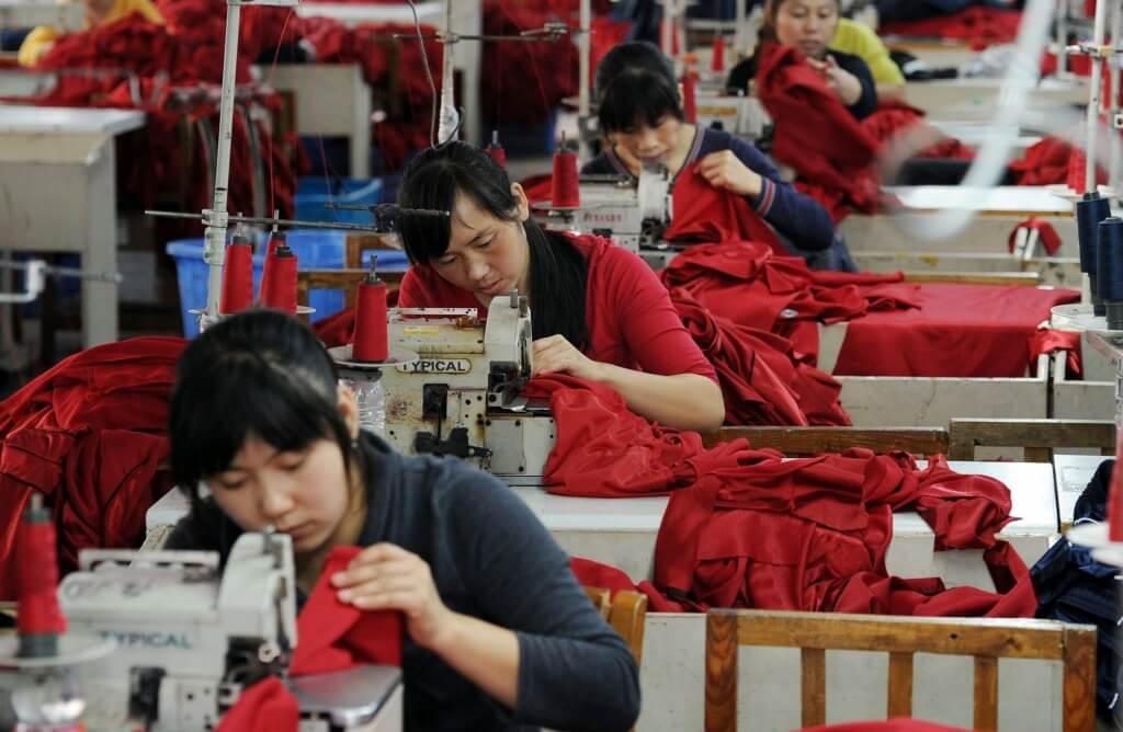 Экспорт текстиля и одежды за первые пять месяцев 2016 года UGL (2)
