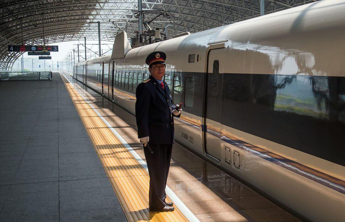 Китай готовится расширить экспорт локомотивов и оборудования для рельсового транспорта (4)