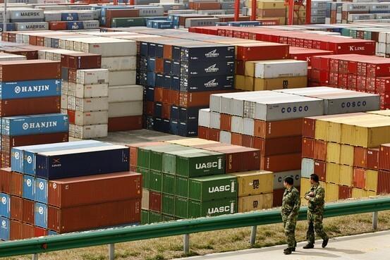 Китай – крупнейший экспортер мира (2)