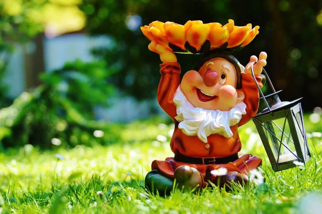 garden gnome 797563 1280 - Товары для сада из Китая