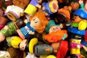 Игрушки из Китая