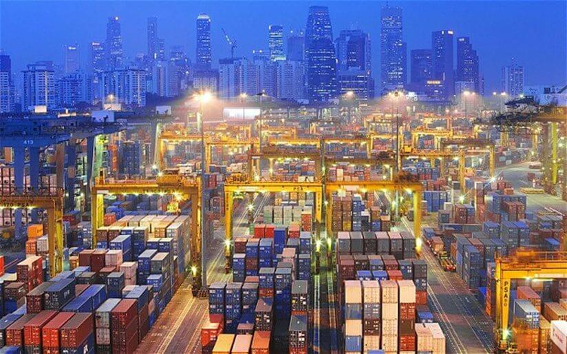 Экспорт и импорт Китая в июле UGL (1)