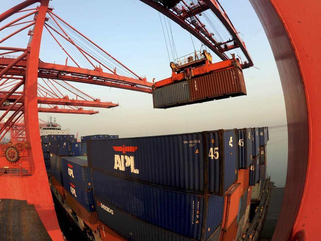 Экспорт и импорт Китая в июле UGL (2)