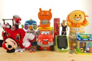 Экспорт и импорт игрушек в Китае