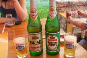 Производство пива в Китае. Экспорт китайского пива