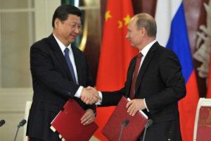 Торгово-экономическое взаимодействие между Китаем и Россией