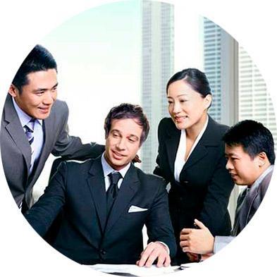Алгоритм партнёрской работы в Китае