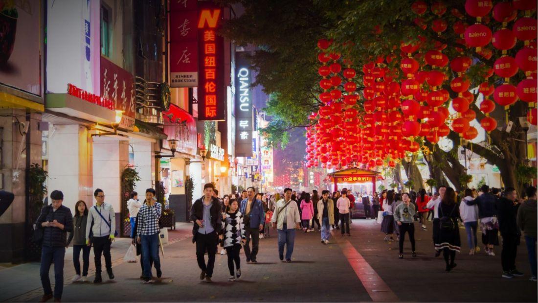 как рекламировать товар в китае