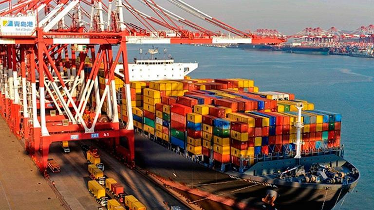 Экспорт из России в Китай