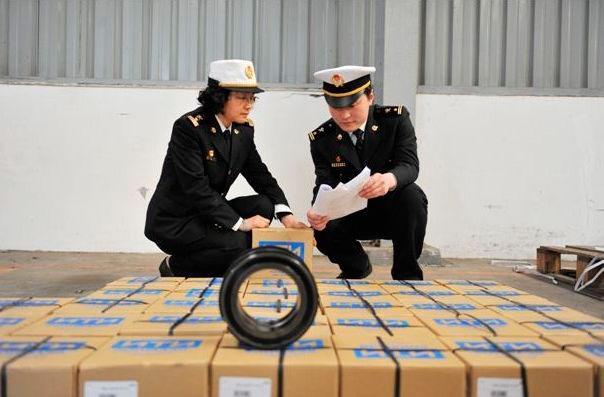 Таможня при экспорте в Китай