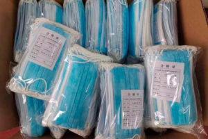 Компания UGL предлагает купить медицинские маски оптом от производителя в Китае!