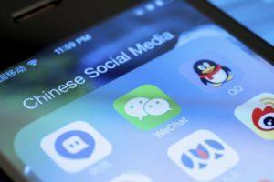 В каких социальных сетях сидят китайцы?