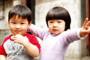Красивые дети
