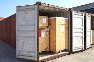 Отгрузки контейнеров в условиях их дефицита